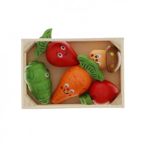 Jouet pour rongeur - Caisse à légumes Tutti Woody pour rongeurs