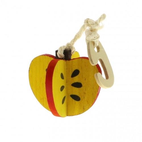 Sélection Eté - Pomme à suspendre Tutti Woody pour rongeurs