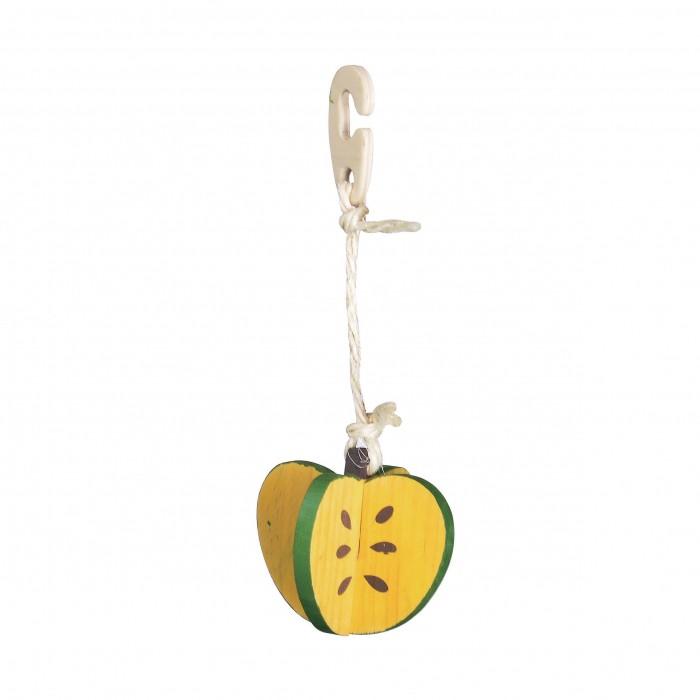 Jouet pour rongeur - Pomme à suspendre Tutti Woody pour rongeurs