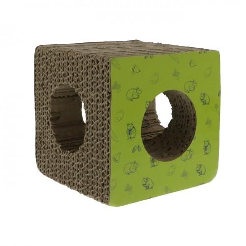 Sélection Printemps - Aire de jeu cube pour rongeurs