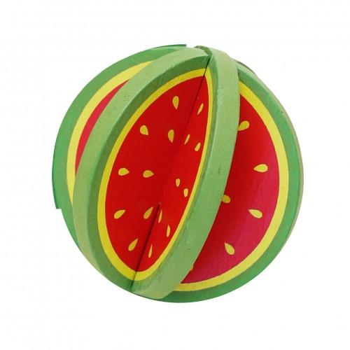 Jouet pour rongeur - Jouet Fruit à ronger pour rongeurs