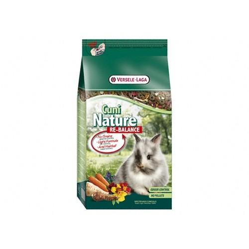 Lapin - Cuni Nature ReBalance pour rongeurs
