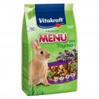 Mélange complet pour lapin - Menu au thym Lapin Vitakraft