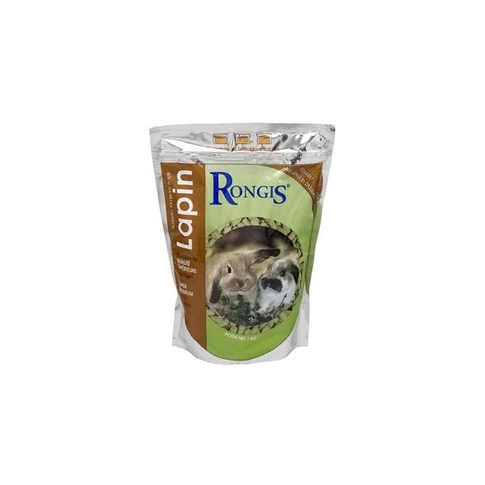 Aliment pour rongeur - Aliment Premium Lapin pour rongeurs