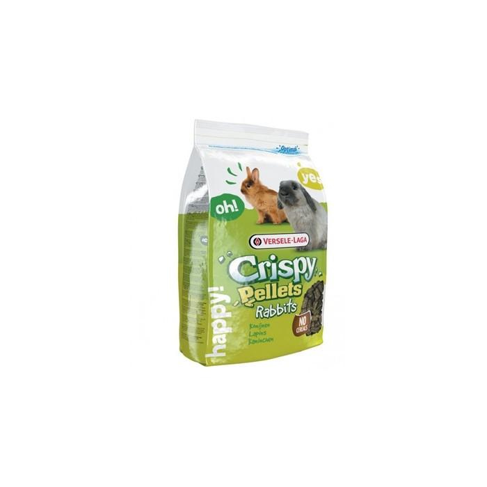 Aliment pour rongeur - Crispy Pellets lapin pour rongeurs