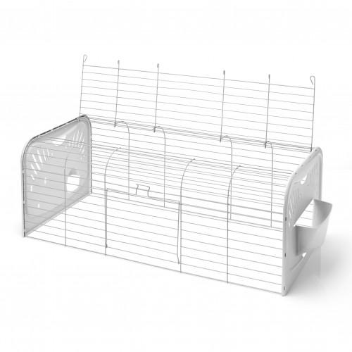Cage, clapier et enclos rongeur - Cage Caesar Knock Down  pour rongeurs