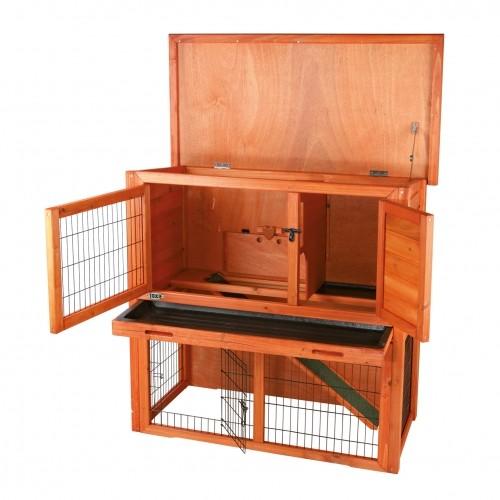 Cage, clapier et enclos rongeur - Clapier Natura  pour rongeurs