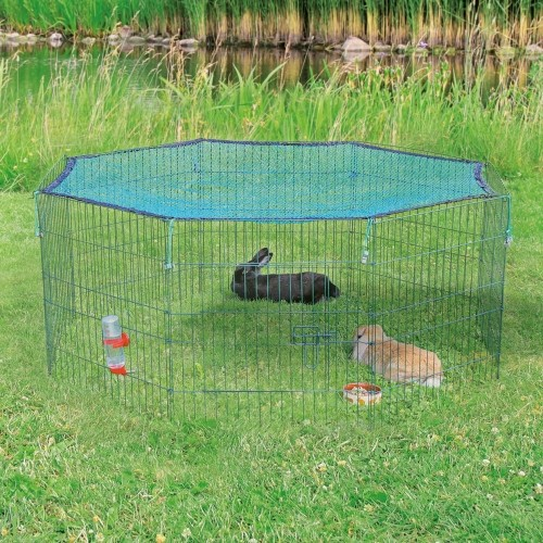 Enclos pour lapins - Enclos avec filet Trixie