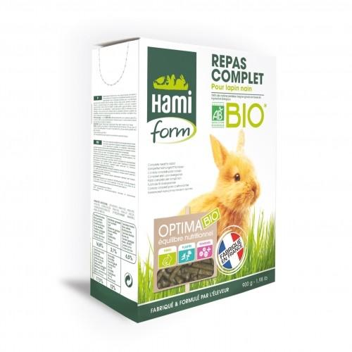 Lapin - Optima BIO lapin nain pour rongeurs