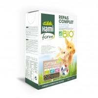 Granulés pour jeune lapin - Optima BIO jeune lapin  Hamiform