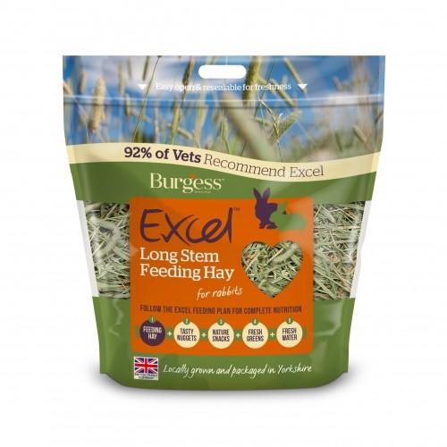 Bien-être au naturel - Foin Premium Excel pour rongeurs