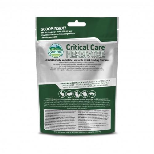Aliment pour rongeur - Critical Care  pour rongeurs