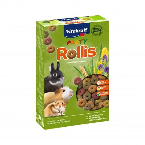Hamster - Rollis Party pour rongeurs