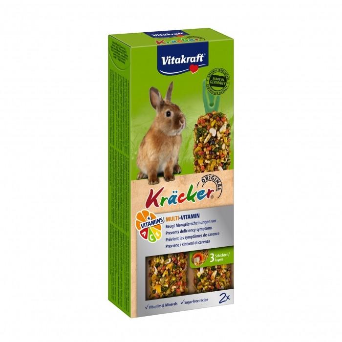 Friandise et complément  - Kräcker pour lapin pour rongeurs