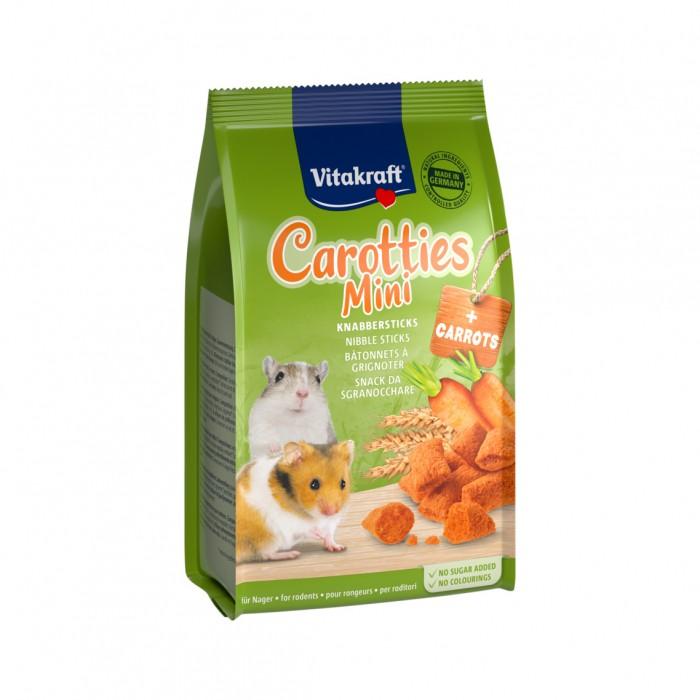 Friandise et complément  - Carotties pour rongeurs