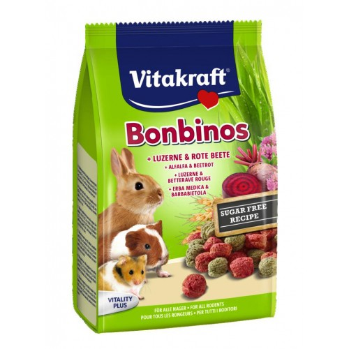 Friandise et complément  - Bonbinos pour rongeurs