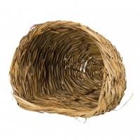 Dôme et maison pour rongeur - Abri douillet en herbes Trixie