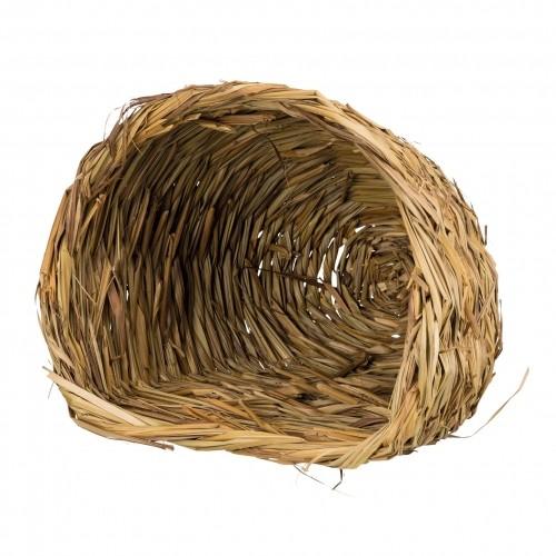 Couchage et habitat rongeur - Abri douillet en herbes pour rongeurs