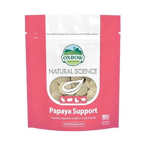 Friandise et complément  - Papaya Fruit Plus pour rongeurs