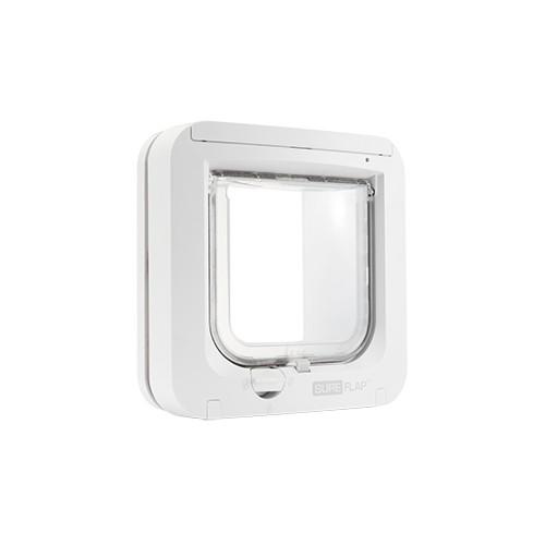 chati re lectronique basic chati re automatique pour chat sureflap wanimo. Black Bedroom Furniture Sets. Home Design Ideas
