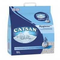 Litière minérale pour chat - Litière Catsan® Hygiène Plus