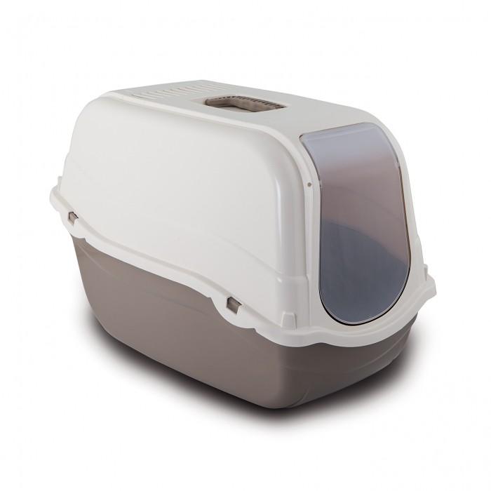 Litière chat, maison de toilette - Maison de toilette Romeo pour chats