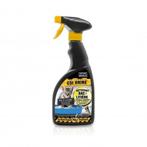 Litière et paille pour rongeur - Spray nettoyant bac à litière pour rongeurs