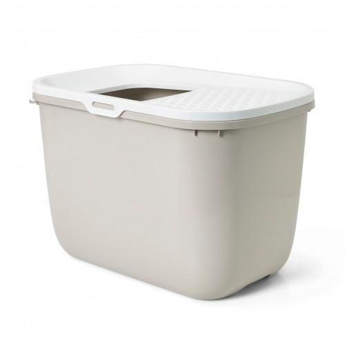 Litière chat, maison de toilette - Maison de toilette Hop In pour chats