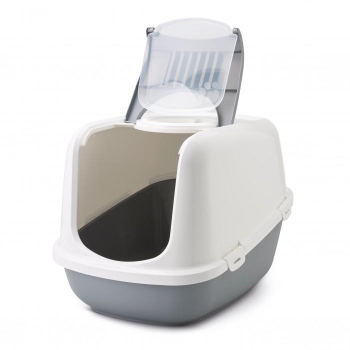 Litière chat, maison de toilette - Maison de toilette Jumbo pour chats