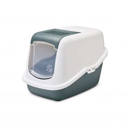 Litière chat, maison de toilette - Maison de toilette Nestor pour chats