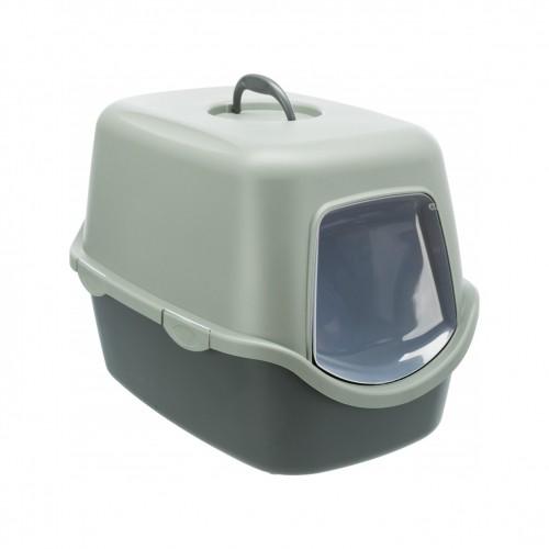 Litière chat, maison de toilette - Maison de toilette Vico Be Eco pour chats