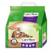 Litière végétale pour chat - Litière Cat's Best Smart Pellets