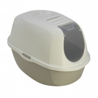Maison de toilette pour chat - Maison de toilette Smart Cat Moderna