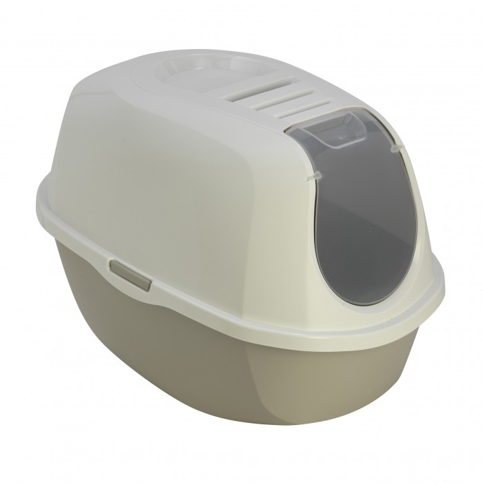 Litière chat, maison de toilette - Maison de toilette Smart Cat pour chats