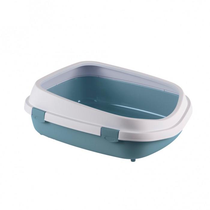 Litière chat, maison de toilette - Bac à litière Queen pour chats