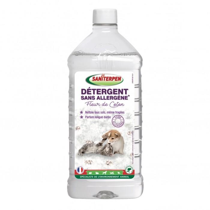 Accessoires chat - Détergent parfumant pour chats