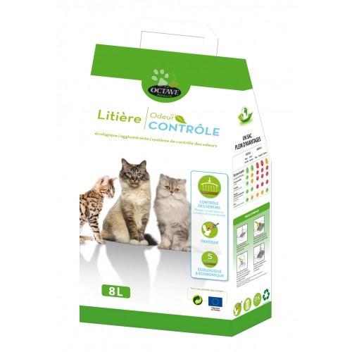 Litière & compagnie - Litière Odeur Contrôle pour chats