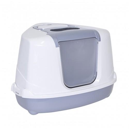 Litière & compagnie - Maison de toilette d'angle Cozy Corner 2 pour chats