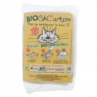 Sac à litière - Sac à litière Bio SAC'artone Olisac