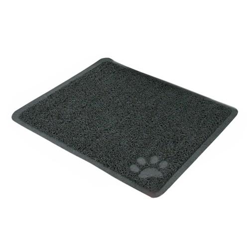 Litière & compagnie - Tapis de sol en PVC pour chats