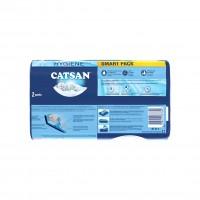 Litière minérale pour chat - Litière Catsan® Smart Pack Catsan