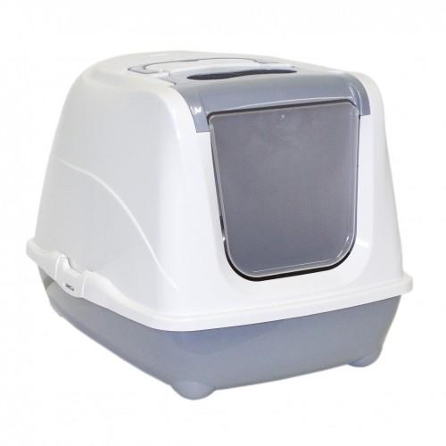 Litière & compagnie - Grande maison de toilette Flip Cat  pour chats