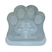 Tapis de sol pour chat - Tapis patte de chat Duvo