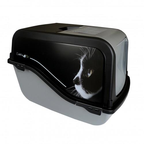 Litière & compagnie - Maison de toilette Picture pour chats