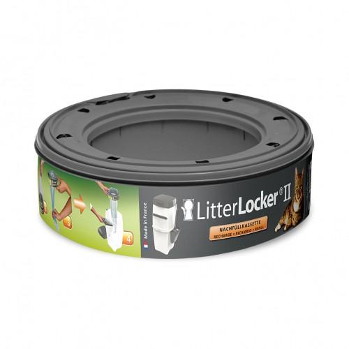 Litière & compagnie - Recharge de sacs pour poubelles Litter Locker pour chats