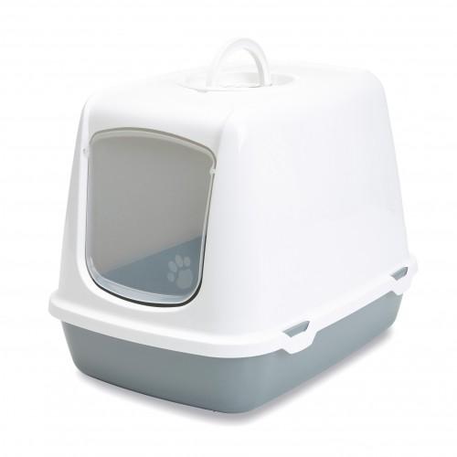 Litière & compagnie - Maison de toilette Oscar pour chats