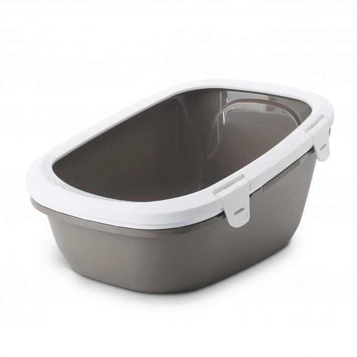 Litière & compagnie - Bac à litière Simba Sift avec tamis pour chats