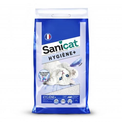 Litière & compagnie - Litière Hygiène + Sanicat pour chats