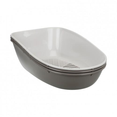 Litière & compagnie - Maison de toilette Berto Top pour chats