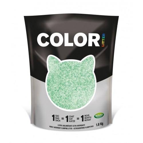 Litière & compagnie - Litière COLOR pour chats